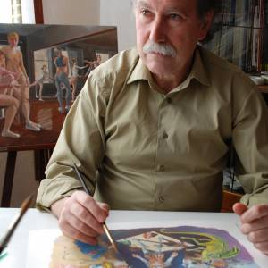 Miguel Berzosa estudio
