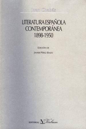 literaturaespanolacontemporanea18981950