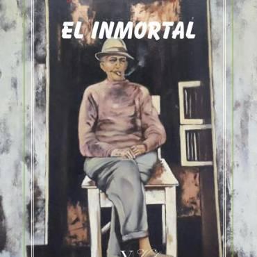 Ricardo Abdahllah reseña «El Inmortal», de Juan Sebastián Rojas