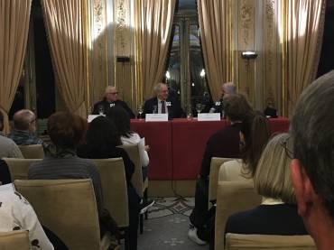Presentación del «El abra del Yumurí» en la Casa de América
