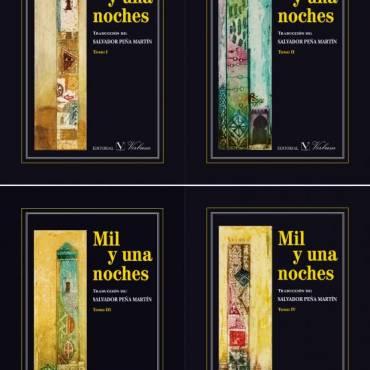 Presentación de «Mil y una noches», de Salvador Peña