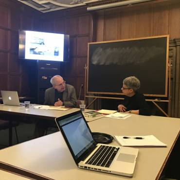 Presentación de «El abra del Yumurí» en el Center for Latin American Studies, The University of Chicago