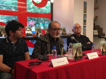Presentación oficial de «Haikus de la transparencia», de Sergio Macías