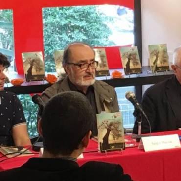 Presentado en Madrid 'Haikus de la transparencia', de Sergio Macías