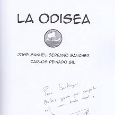 Reseña de «La Odisea» en cómic