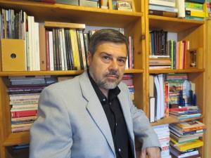 Enrique Gallud Jardiel en el «Marcapáginas»