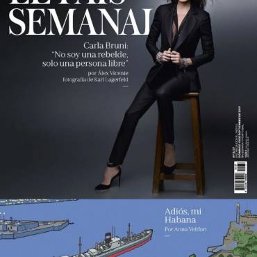 «Adiós mi habana», de Anna Veltfort en el País Semanal