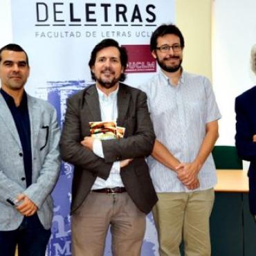 El granadino Joaquín Carmona gana el XXXVI Premio de Poesía Juan Alcaide, que organiza la UCLM