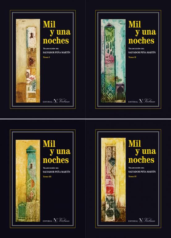Mil y una noches, de editorial Verbum