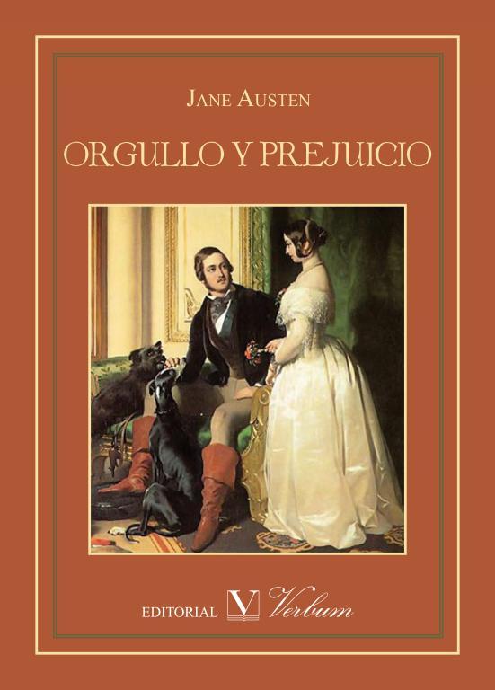 libro clásico orgullo y prejuicio de jane austen