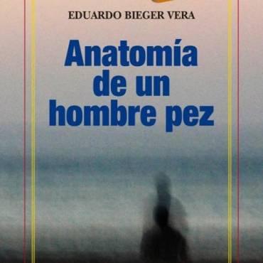 Presentación de «Anatomía de un hombre pez», de Eduardo Bieger