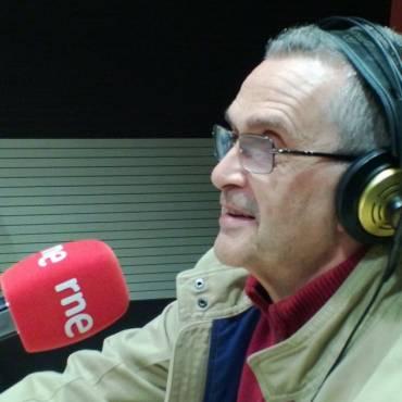 """Entrevista en """"Gente despierta"""" de Rne a Salvador Peña Martín"""