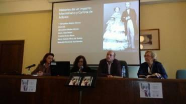 Presentación de «Historias de un Imperio: Maximiliano y Carlota de México»