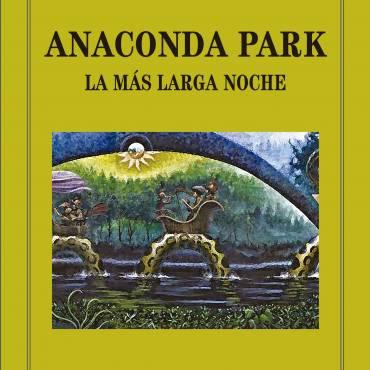 Reseña de «Anaconda Park», de Jaime Marchán