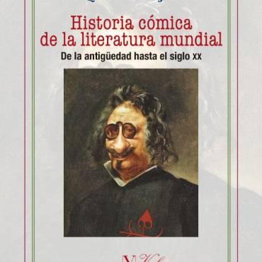 Reseña de «Historia cómica de la literatura mundial» en el blog  Escola de Llibreria