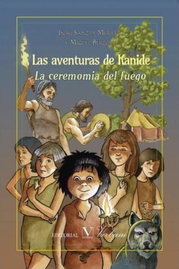 Reseña de «Las aventuras de Kanide. La ceremonia del fuego» en Todo Literatura