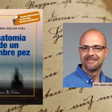 Reseña de «Anatomía de un hombre pez», de Eduardo Bieger en +Leer