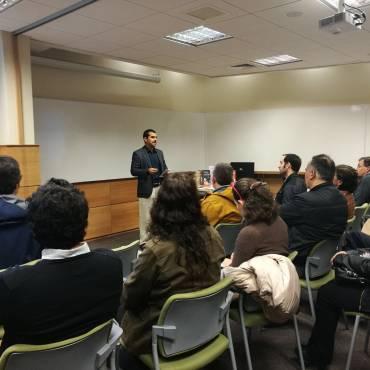 Bibliodiversidad en las Editoriales Independientes Españolas, Santiago de Chile