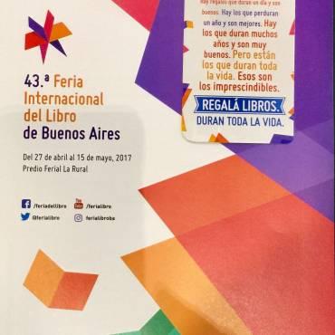 Jornadas profesionales Feria Internacional del Libro de Buenos Aires