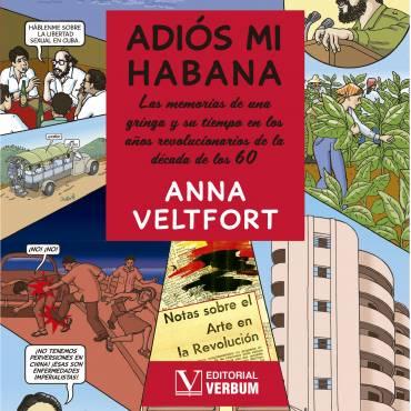 """Cómic cuenta la dura vida en La Habana de una """"gringa"""" en plena revolución"""
