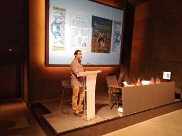 Kanide en las IV Jornadas de autor en Bilbao