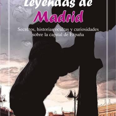 Iñaki Sainz de Murieta en la antología «Leyendas de Madrid»