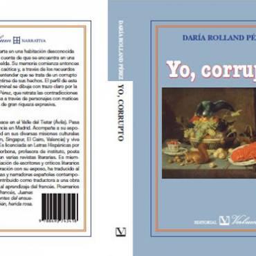 Entrevista a la autora de «Yo, corrupto», Daría Rolland Pérez