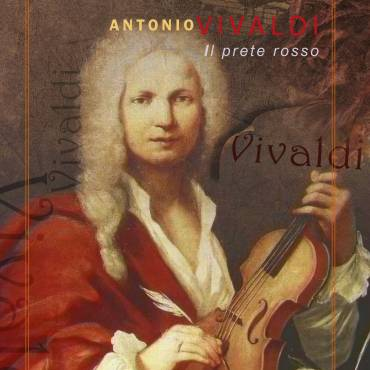 Presentación de «Antonio Vivaldi. Il prete rosso», de Antonio Cavanillas de Blas