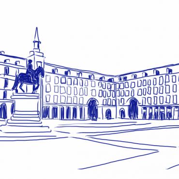 Primera Feria de editoriales y librerías de Madrid