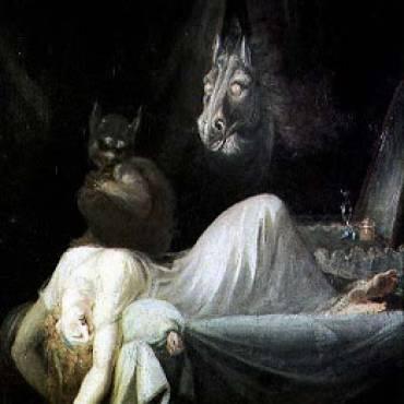 """La pasión de las amantes muertas. Recordando """"Eros y la Doncella"""""""