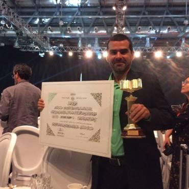 Editorial Verbum recibe el «Premio Internacional Turjuman»