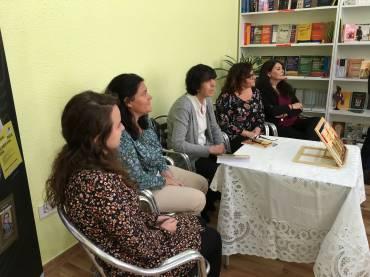 """Presentación de """"Cuentos en Familia"""", en el Espacio Cultural Verbum"""
