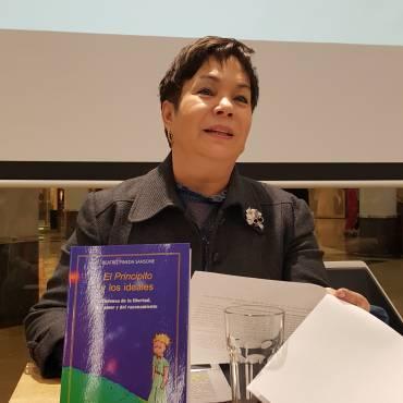 Presentación de «El Principito y los ideales», de Beatriz Pineda Sansone