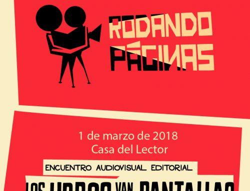 «Adiós mi Habana» finalista del concurso «Rodando páginas»