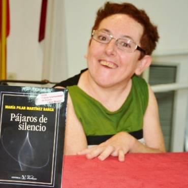 Entrevista a la poetisa Mª Pilar Martínez Barca.