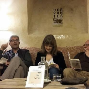 Presentación X premio Internacional de poesía «Gastón Baquero»