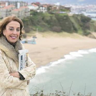 Entrevista a Rosa María Echeverría, autora de «Meritxell. (Castilla 1931-Nueva York 2017)»