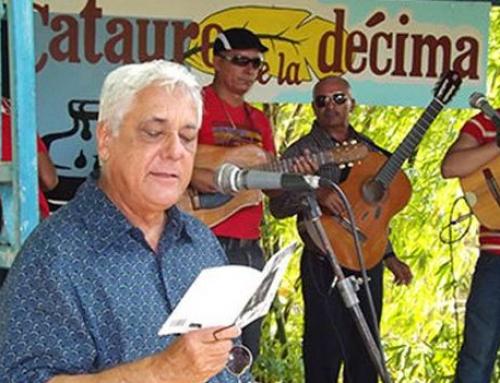 El poeta cubano Virgilio López Lemus recibe el premio Rafael Alberti
