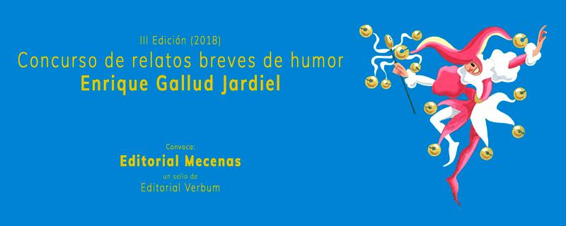 Premio Enrique Gallud Jardiel