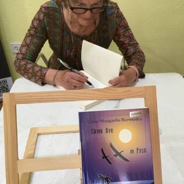 Presentación de «Como ave de paso», de Ester Margarita Bermúdez