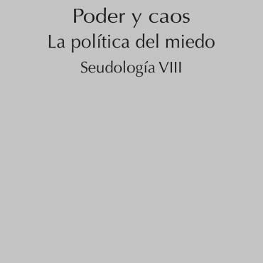Extracto de «La política del miedo», Miguel Catalán
