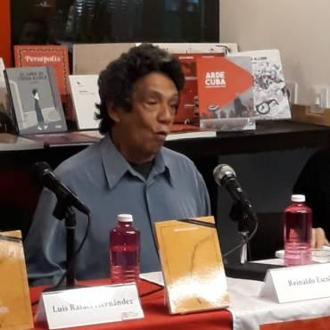 La grieta, presentación del premio Iberoamericano Verbum de novela