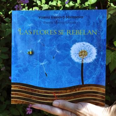 Las flores se rebelan en «Coleccionando cuentos»