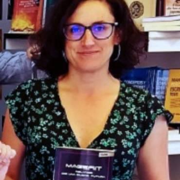 Magerit. Relatos de una ciudad futura. Entrevista a Patricia Jiménez López.