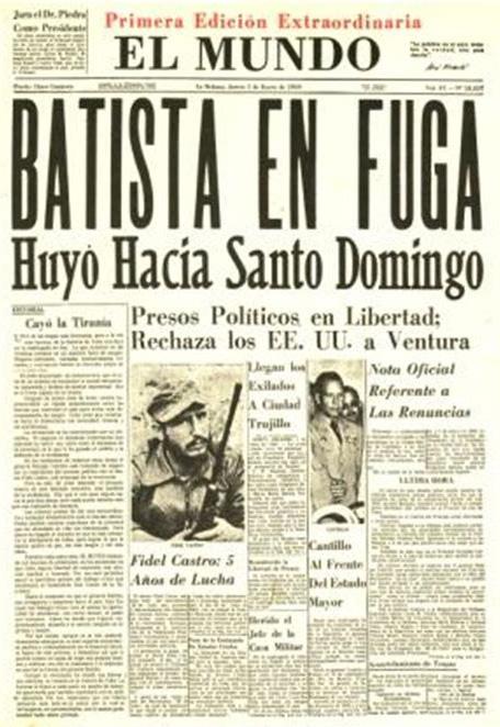 Los últimos días de Batista