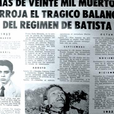 Los últimos días de Batista: La fijeza reveladora (IV)