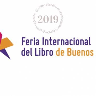 Editorial Verbum en la Feria del Libro de Buenos Aires 2019