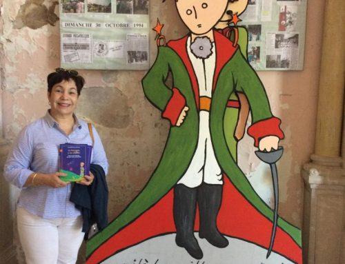 Mi encuentro con Antoine de Saint-Exupéry en Saint-Maurice-de-Rémens