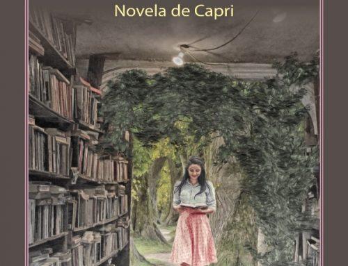 Escritura sobre escritura: El  libro  de  Letizia. Novela de Capri.